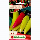 Papryka ostra HUNGARIAN YELLOW WAX HOT (Capsicum annuum) - 0,15 g